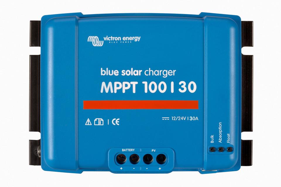 Regulador BlueSolar MPPT 12/24V-100/30 & 100/50
