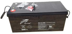 Batería AGM Ritar 12V 200Ah