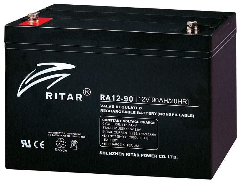 RA12-90 (12V 90Ah)