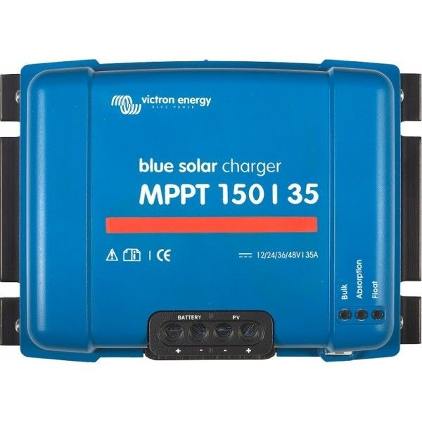 Regulador BlueSolar MPPT 12/24/36/48V-150/35 hasta 150/100
