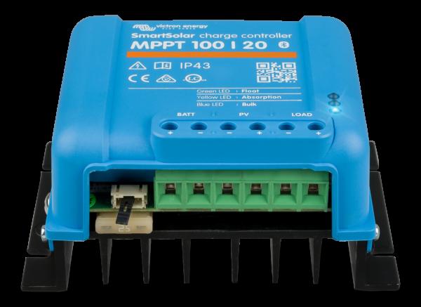 SmartSolar-MPPT-100-20-front